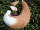 Spice and Wolf Horo Cosplay Costume Accessories Plush Paw Ears Tail Cosplay Prop
