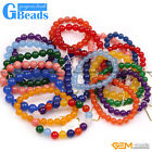 Handmade Jewelry Assorted Colors Beaded Jade Bracelet Wholesale Free Shipping