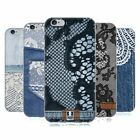 HEAD CASE DESIGNS JEANS AND LACES SOFT GEL CASE FOR APPLE iPHONE 6 6S