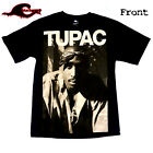 Tupac Shakur - 2 Pac - Patriot Design - Hip Hop Legend T-Shirt