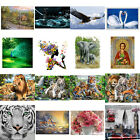 NEW DIY 5D Diamond Embroidery Painting Cross Stitch Kit Flower Animal Home Decor