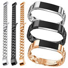 Fashion Stainless Steel Watch Band Replace Wrist Strap For Fitbit Alta Tracker