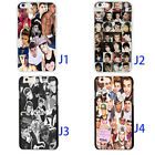 Justin Bieber Collage Hard Case Cover For iphone 6 5S 5C Samsung Galaxy S4 S5 S6