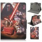 For Amazon RCA 7'' Inch Tab Tablet Comic Cartoon Flip Leather Stand Case Cover