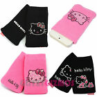 GENUINE HELLO KITTY PINK POUCH SOCK CASE COVER SLEEVE FOR VARIOUS MOBILE PHONES