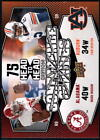 2011 Upper Deck Football Conference Clashes - Pick A Card