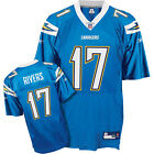 NFL San Diego Chargers Philip Rivers American Football Shirt Jersey