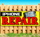 IPHONE REPAIR Advertising Vinyl Banner Flag Sign Many Sizes Available USA