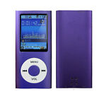 8GB Slim MP3 MP4 Player With 1.8 LCD Screen FM Radio Video Movie