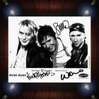 Duran Duran Signed Autographed Framed Photo/Canvas Print LeBon Rhodes Cuccurullo