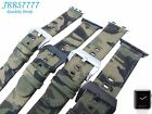 42mm Apple Watch Strap Canvas Camouflage Sports Military Series 1 2 3 Adapter