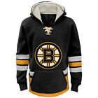 NWT NHL CCM Boston Bruins Youth Black Retro Skate Hoodie: Sizes S (8) - XL (18) $35.06 USD on eBay