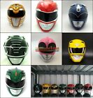 Power Ranger Helmet Mighty Morphin Wearable Cosplay Outside Clasp Lock One Size