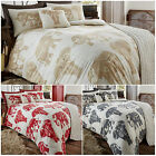 Ethnic Elephant 5 Piece Bed in a Bag Set - Duvet Cover / Cushion Cover / Runner