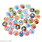 Wholesale 02 Mix Randomly Cartoon Russian Doll Glass Flatback Dome Cabochon