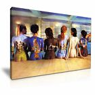 Pink Floyd Back Catalogue Music Canvas Wall Art Picture Print ~ 9 Sizes