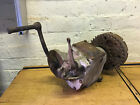 Burman Gearbox Vintage Clutch Ariel Panther Spares Or Repairs Barn Find Bsa Rare