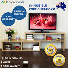 Display Unit Wooden Shelfing TV Stand Cabinet Bookcase Portable Shelves Stereo