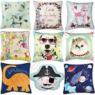 ARTHOUSE CHILDRENS CUSHIONS UNICORN DINOSAUR STAR SHIP PRINCESS DOUBLE-SIDED NEW