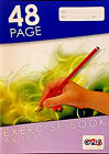 YEAR 1, 2, 3/4  EXERCISE BOOKS RULED A4 SIZE 48PG - 2 BOOKS / 4 BOOKS +FREE SHIP