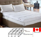 Luxury Down Feather bed / Mattress Topper Custom Made In Canada