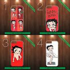 Betty Boop Disney Cartoon Hard Case Cover for iPhone & Samsung All Models £4.79 GBP