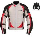 Buffalo Coolflow ST Textile Motorcycle Jacket Waterproof Street Breathable Mesh
