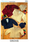 Patons Fairy Tail Child Jumper double UK Seller Top Rated Knit Pattern C4615