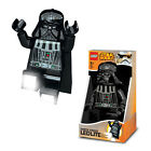 Star Wars Lego LED Lite Torch Darth Vader Poseable Mini Figure Flash Light Lamp