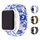 Leather Loop Strap Band Magnetic Bracelet Replacement for Apple Watch 38/42mm