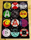 Northern Soul Metal Sign / Plaque, Northern Soul Vinyl Record Sign, Wigan Casino