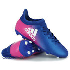 Scarpe calcio adidas - JUNIOR X 16.3 FG Blue Blast