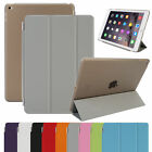 Smart Stand Magnet Leather Case Cover For APPLE iPad 6 5 iPad 4 3 2 Mini 1 lot