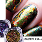 BORN PRETTY Chameleon Nail Art Sequins Glitter Paillette Transparent Manicure