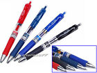 6pcs K-35 0.5mm Roller Gel Pen Retractable Smooth Writing