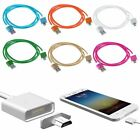 Magnetic Adapter Data Charger Micro USB Charging Line Cable For Samsung LG HTC