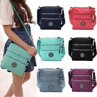 Women Nylon Shoulder Bag Handbag Purse Waterproof Lady Messenger Crossbody Tote