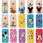 Fashion Comic Soft Silicone Snap-On Ornament Phone Case Cover Skin For iPhone