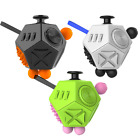 Fidget Cube A Vinyl Desk Toy Children Desk Toy Adults Stress Relief Cubes Toy UK