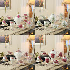 21/13/3 Piece European High Quality Tea Set Cup Teapot Porcelain Coffee