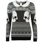 SALDI Iron Fist Collar Sweater Ladies Christmas Girly