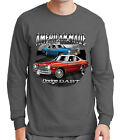 Dodge Dart Mens Long Sleeve Tshirt Chrysler American Made Car Tee - 1542C $19.93 USD on eBay