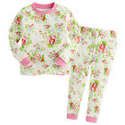 "Vaenait Baby Toddler Kids Girls Clothes Floral Pyjama Set ""Iris Pink"" 12M-7T"