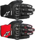 Alpinestars Mens Megawatt Hard Knuckle Textile Gloves Original Style