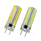 1x/10x G8 Base 4W Dimmable Bulb 80-2835 SMD LED Light Silicone Lamp 120V New