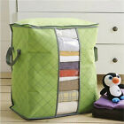 Portable Storage Box Organizer Non Woven Underbed Pouch Storage Bag Hot JR