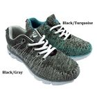 WOMENS GRAVA SPHERE LACE UP SNEAKERS WITH MEMORY FOAM SHOES  SIZES 7 8 9