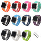 Replacement Silicone Wrist Band Strap Bracelet Fitbit Blaze Smart Watch Small