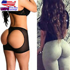 mesh panties - US Seamless Underwear Boy Short Panties Shaper Enhancer Butt Lift Brief Lingerie
