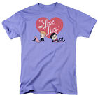 I Love Lucy Show Lucille Ball CONTENT Licensed Adult T-Shirt All Sizes